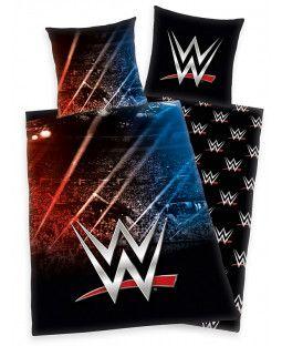 Photo of WWE Stadium Single Duvet Cover and Pillowcase Set