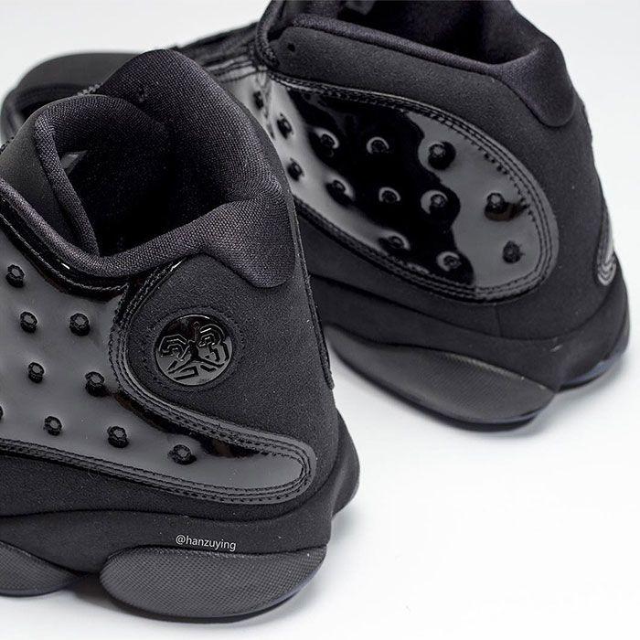 c25b951b5fedc7 Air Jordan 13 Cap And Gown Release Info Heel