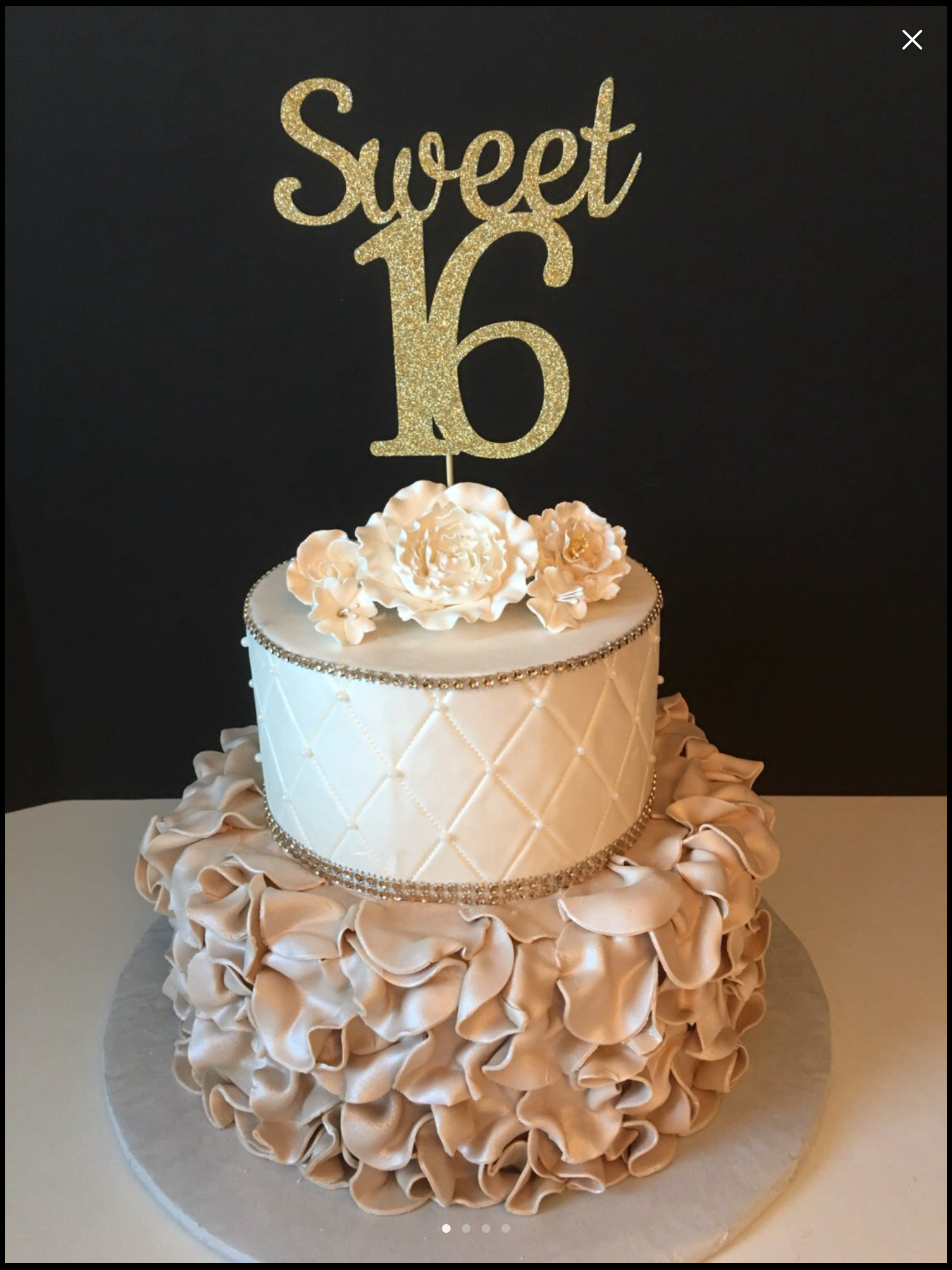 Pin by Danielle Weis on Fall Sweet 16 in 2019 | Birthday cake ...