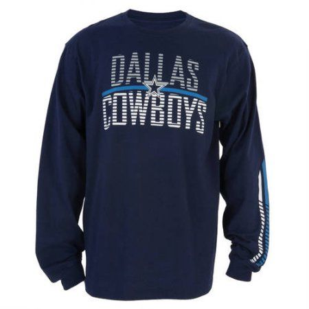 NFL Dallas Cowboys Men s Emitter Long Sleeve Tee 7618ad78a