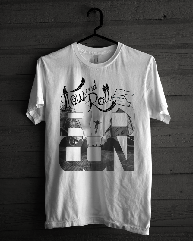 #DeCapi #design #new #tshirt #Ridconclothing #freerideclothing #bmxtshirt #urbantshirt #bmx #nohans www.ridcon.es