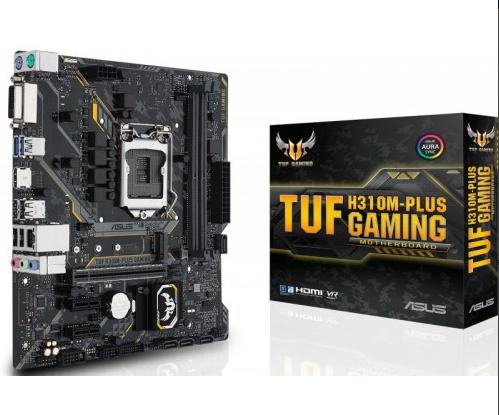 Asus Tuf H310m Plus Gaming 8th Gen Matx Motherboard Price In Bangladesh Plus Games Asus Motherboard