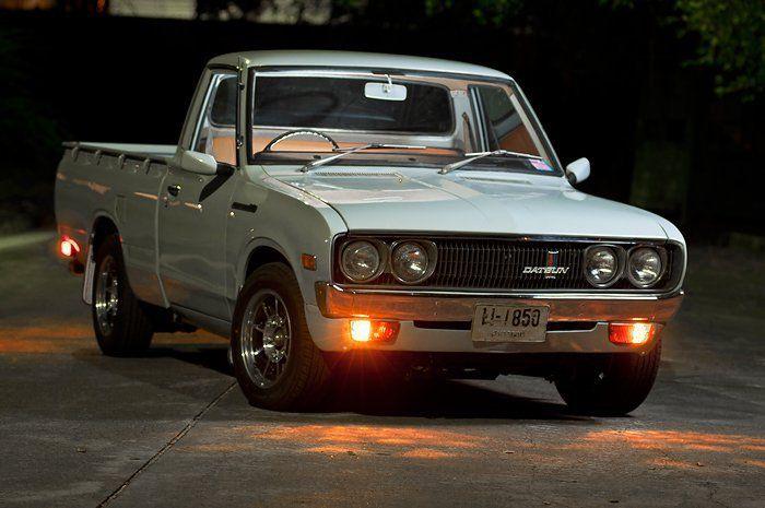 Datsun 620 | Dream Drives | Pinterest | Cars, Nissan and Jdm