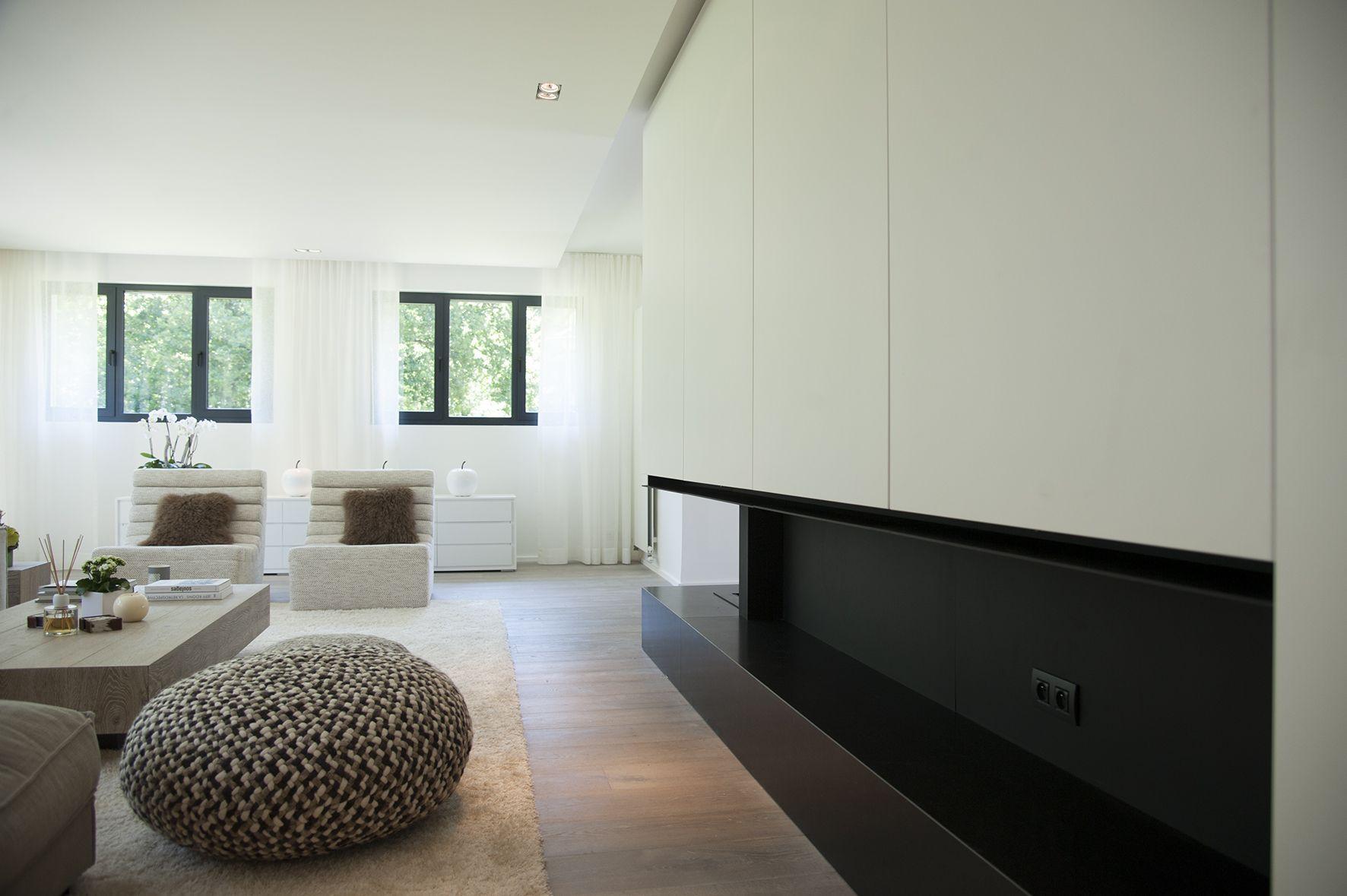 Cheminée villa architecture guillaume da silva villa au