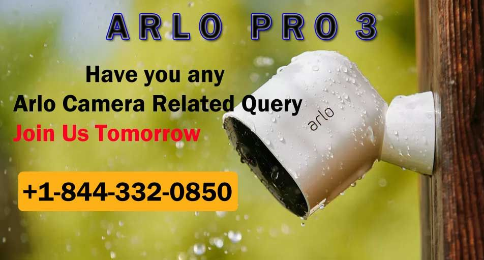 Have you any questions about Arlo Security Camera