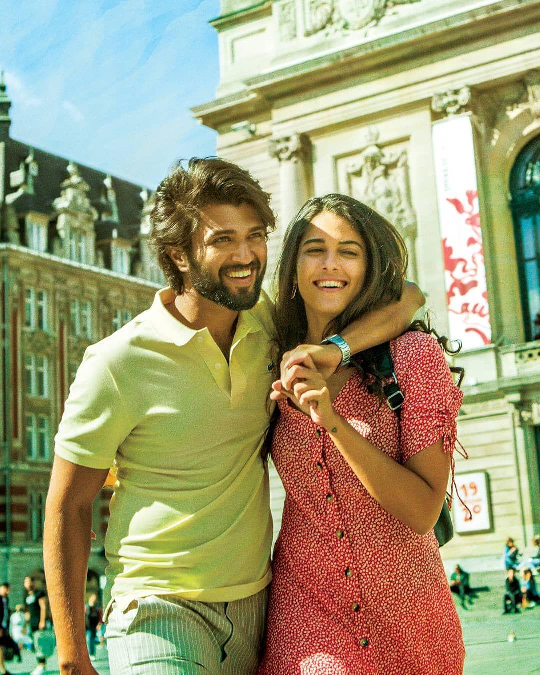 Pin By Hasini V On Vijay Devarakonda New Poster Indian Movies