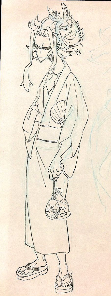 Boku no Hero Academia, All Might, Toshinori Yagi
