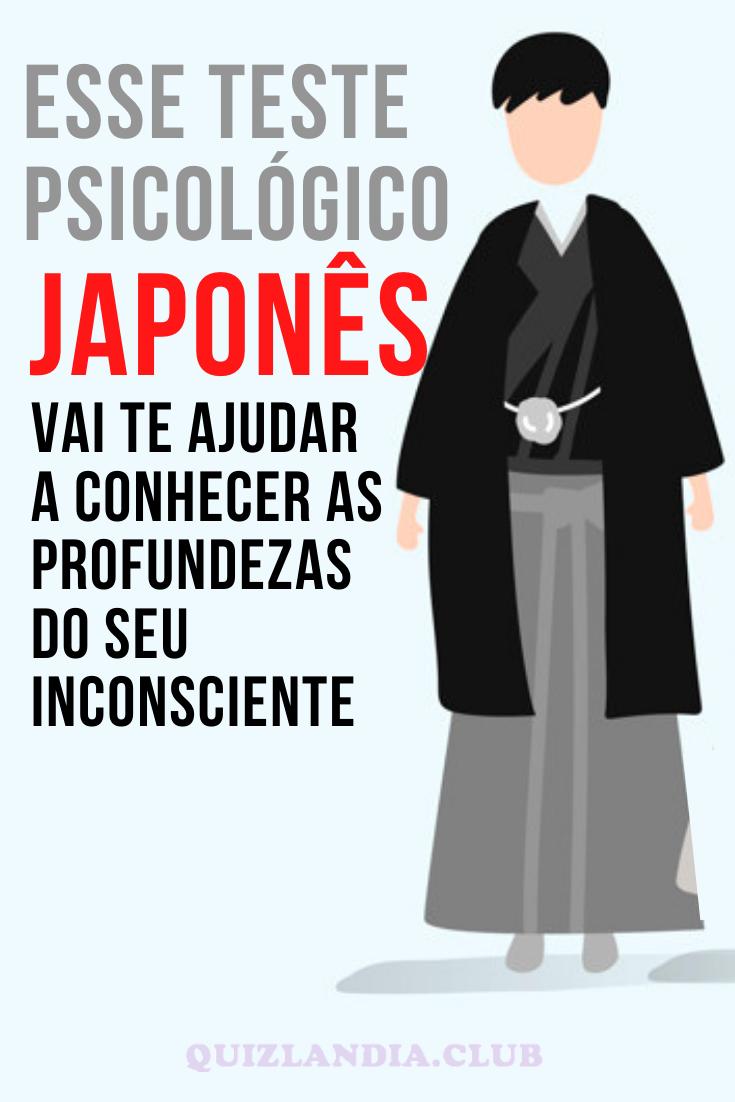 Esse teste psicológico japonês vai te ajudar a conhecer as profundezas do seu inconsciente - quizlandia.club