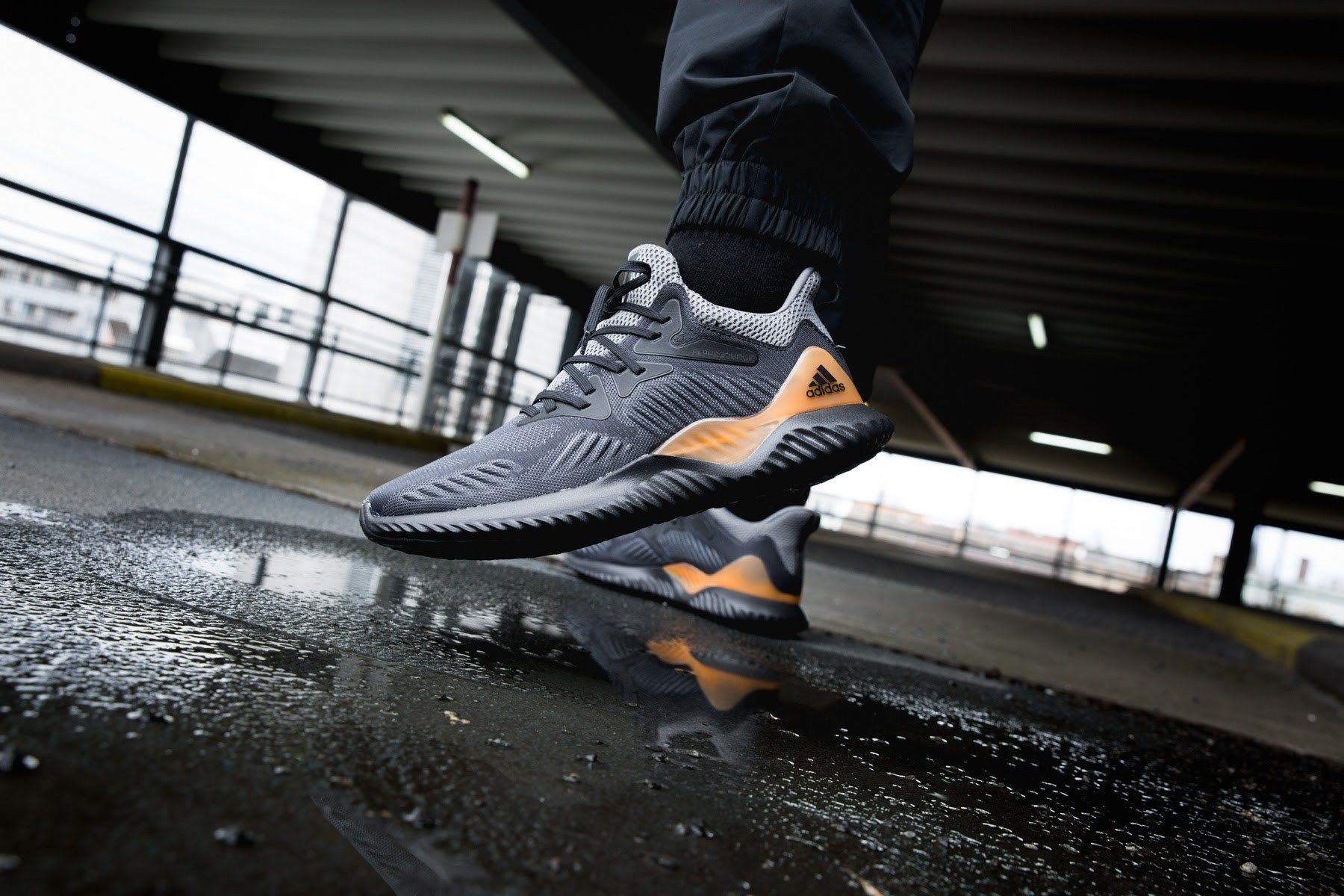 buy popular 93cdf c19d6 On-Foot adidas Alphabounce Beyond