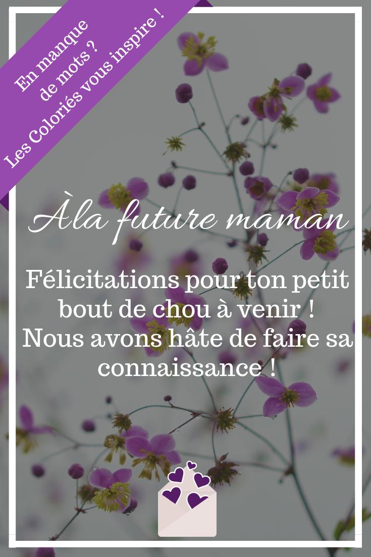 Message Pour Un Shower De Bébé Une Naissance Féliciter De