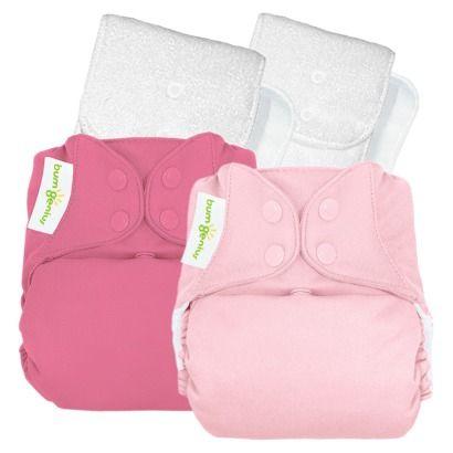 bumGenius 4.0 Snap Reusable Diaper (2 Pack) - Assorted ...