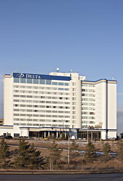 Delta Edmonton South Hotel Conference Centre In Edmonton Ab