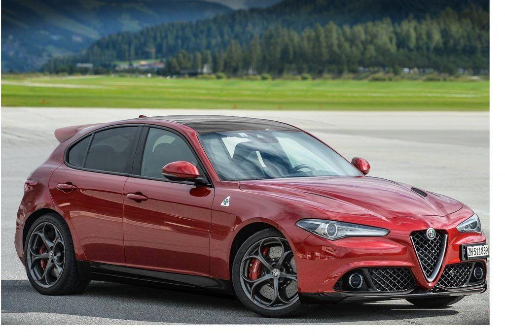 It Looks Like This Stylish Hatchback Might Come Totally New Already In About 2 Years Perhaps Even As 2019 Alfa Romeo Alfa Romeo Giulietta Alfa Romeo Alfa Cars