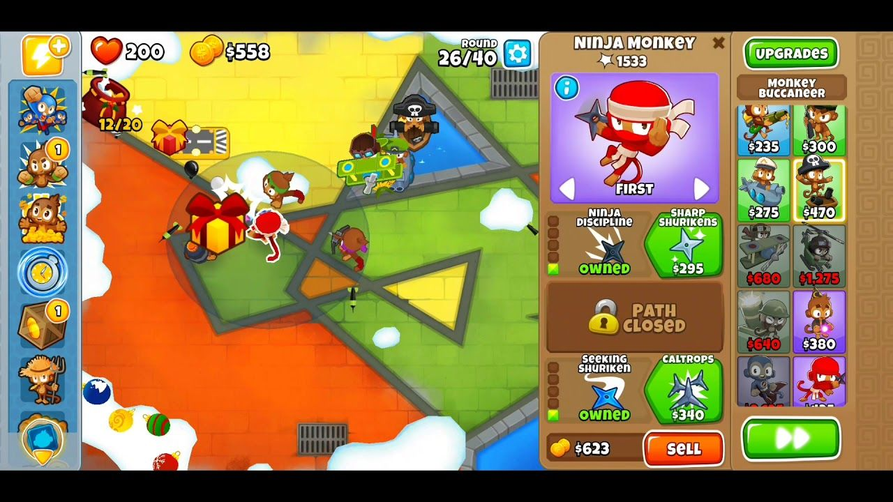 Bloons TD 6 IOS-Android-Review-Gameplay-Walkthrough-Part #8