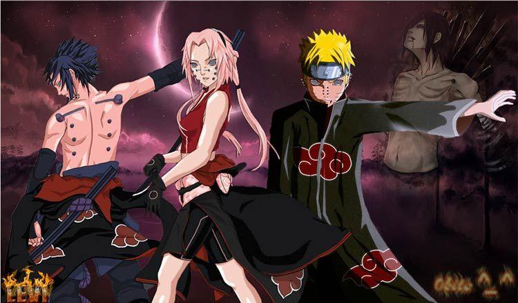 Naruto website games