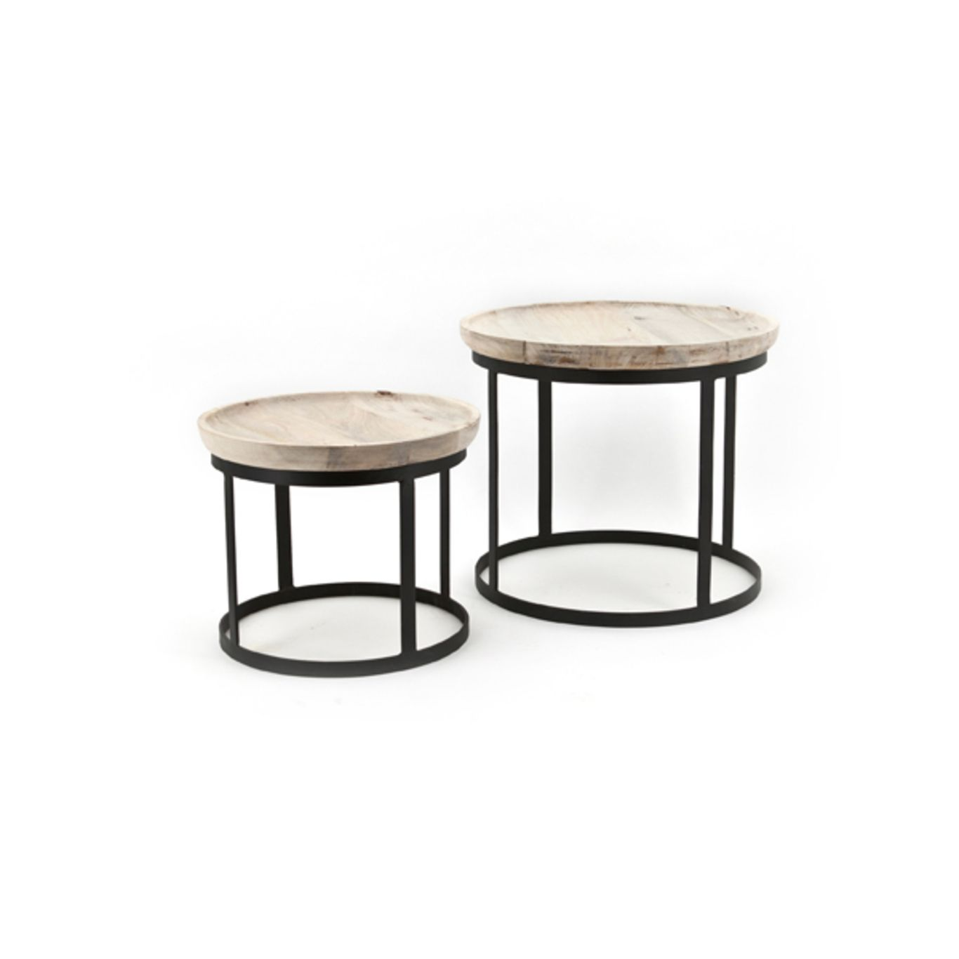 By-Boo salontafel Coffee table set - Nu voor € 229,00 bij SfeervolWonen.com Online Store