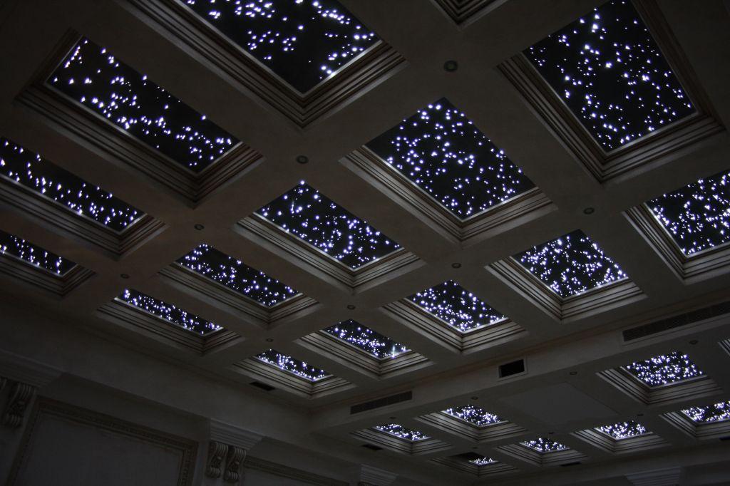 Fiber Optic Ceiling Lights Fiber Optic Light From Light And Water Art Star Ceiling Home Theater Rooms Fiber Optic Ceiling