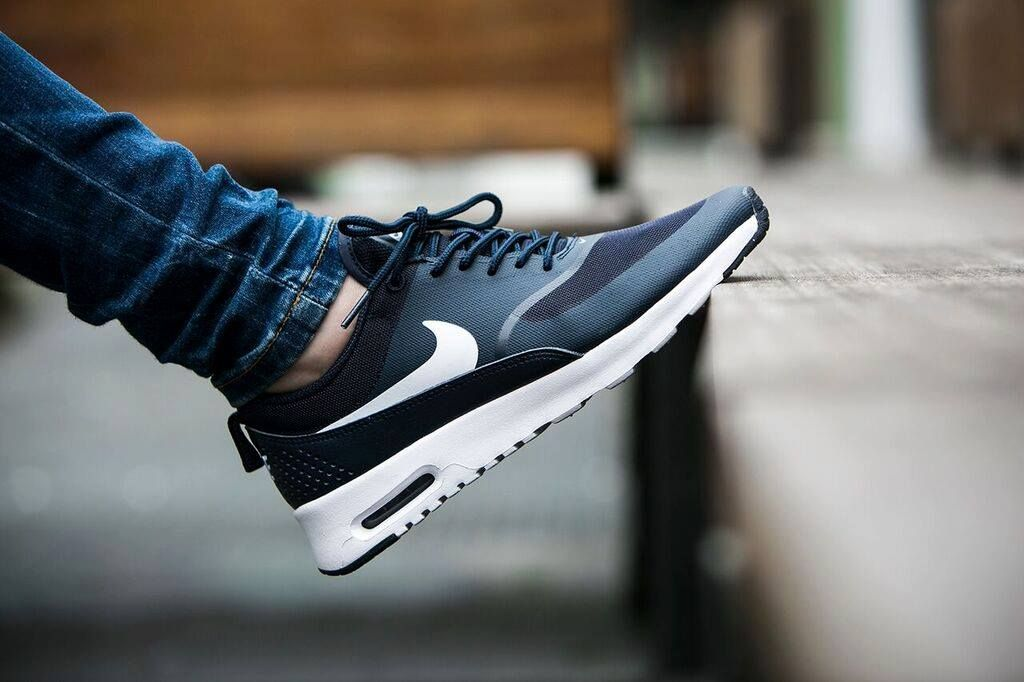 Nike wmns Air Max Thea Obsidian (by worldbox)Buy from