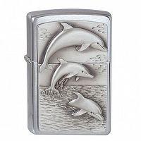 Zapalniczka Zippo Delfiny Zippo Zippo Lighter Zippo Collection