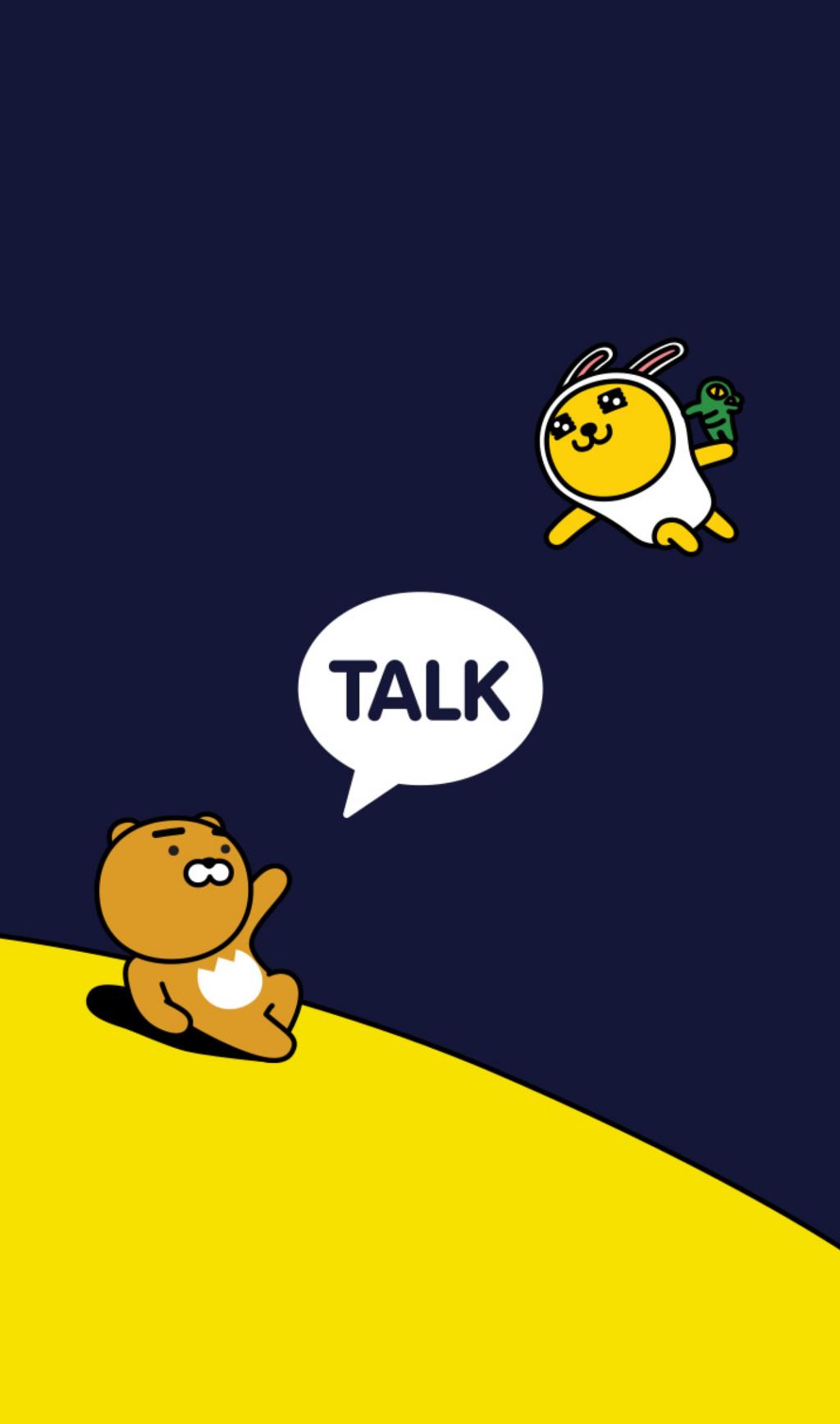(1024×1735) LINE Kakao friends, Friends wallpaper