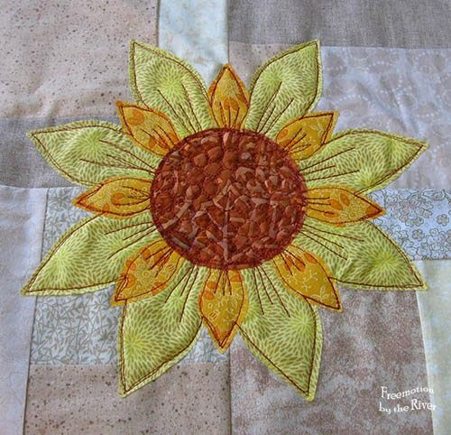 featured pattern anyone home applique designs quilts quilt sunflowers catalog in keepsake sunflower simply quilting arbee blog