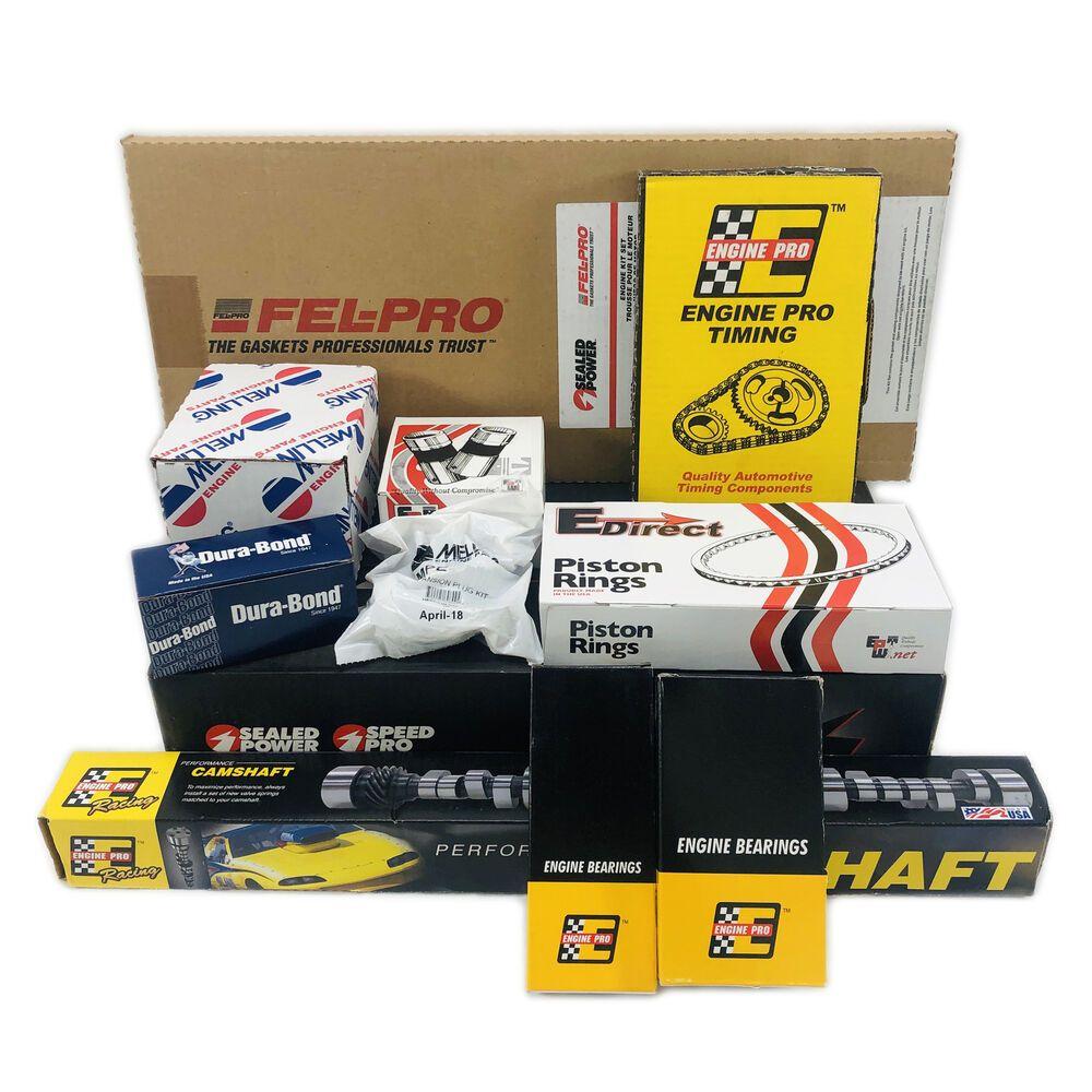 eBay #Sponsored SBC Chevy 400 Stage 3 Master Engine Rebuild Kit