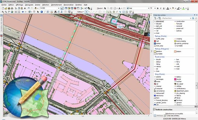 ArcGIS Editor for OSM, 10 3 x , 10 2 x Desktop | Online Gis Courses