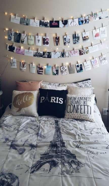 New Bedroom Ideas For Teen Girls Diy Paris Ideas #roomideasforteengirls