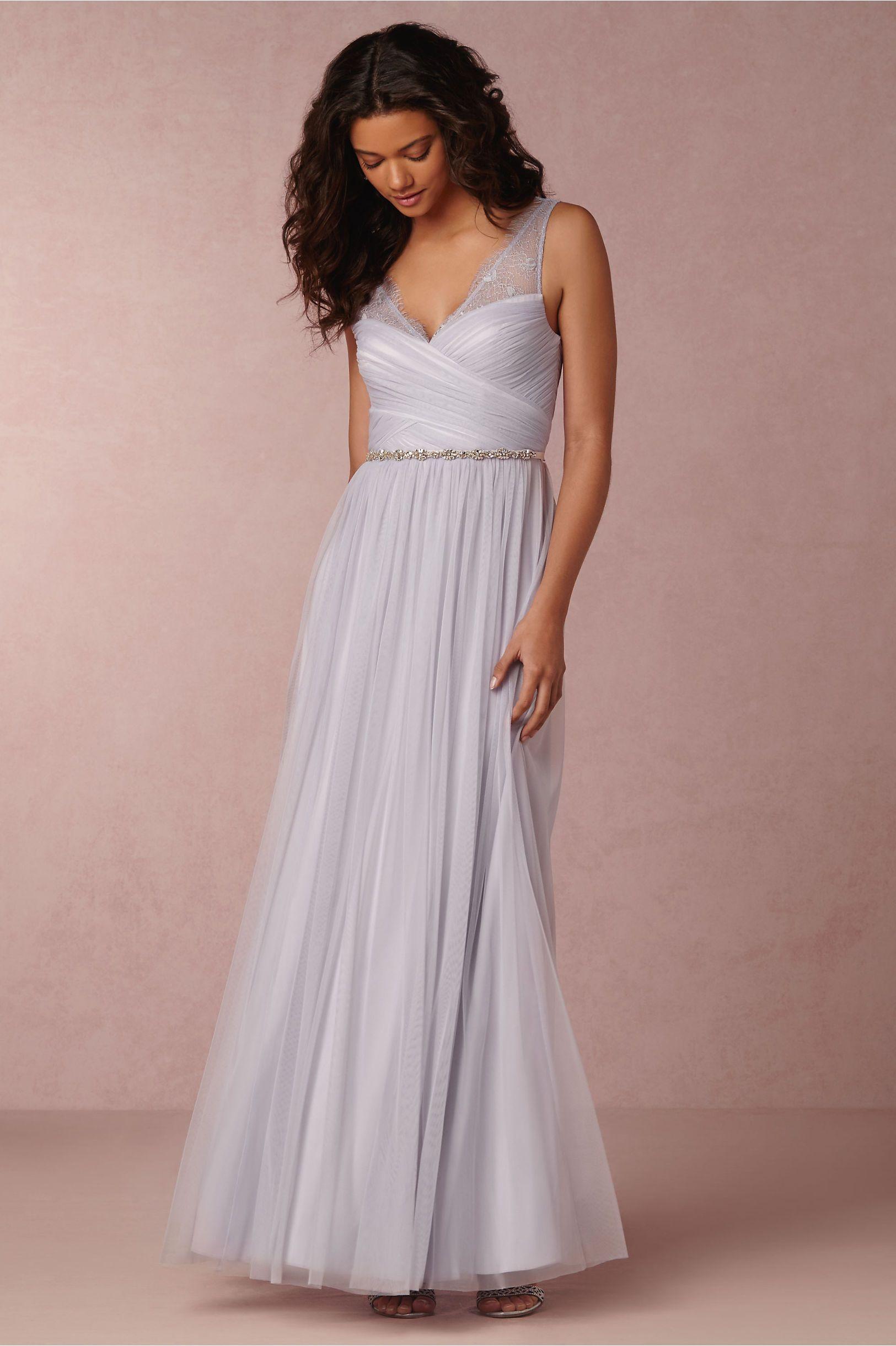 Big girl wedding dresses  BHLDN Fleur Dress in Bridesmaids View All Dresses at BHLDN  Big