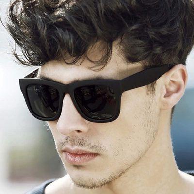50ece78f4ab47 oculos de sol masculino quadrado preto   ° acessórios masculinos ...