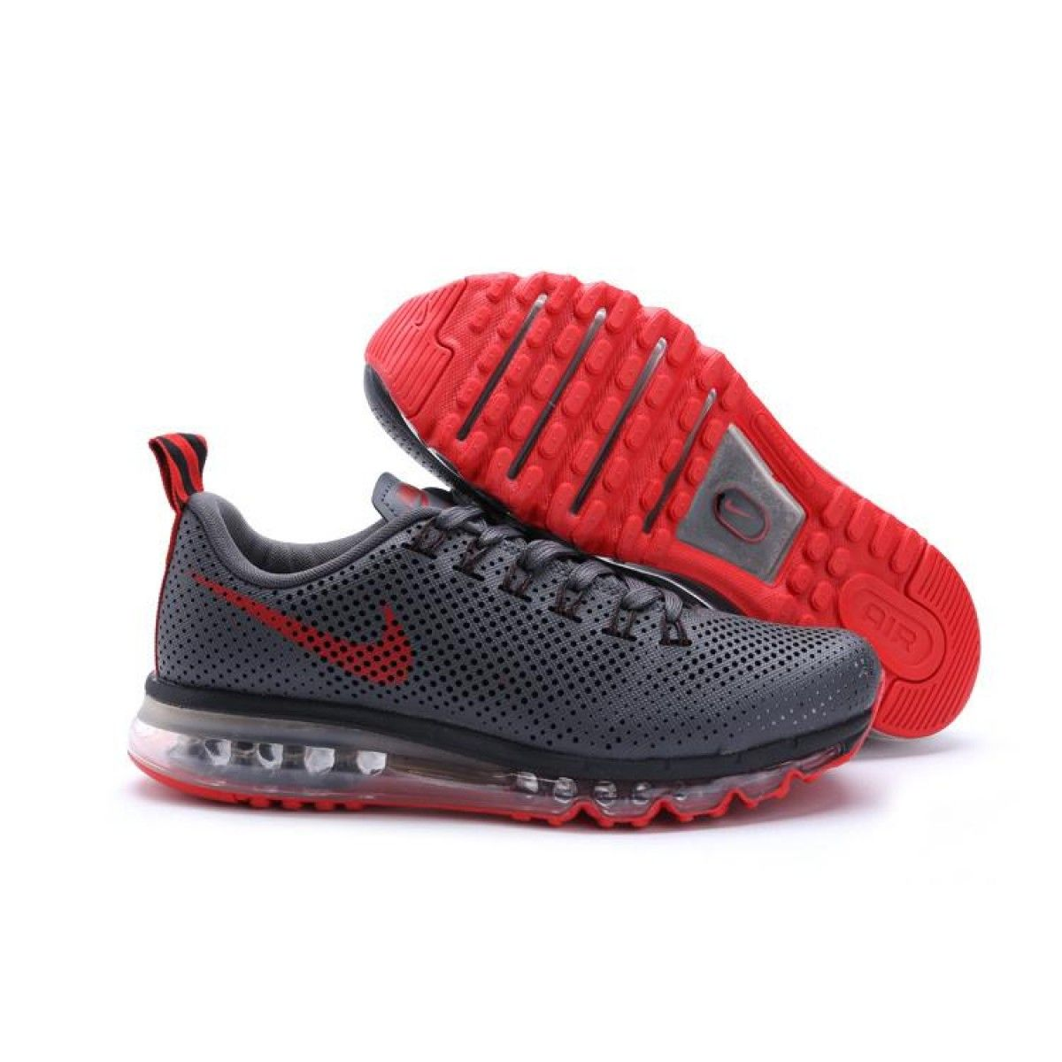 Mens Nike Air Max Motion 2014 Grey shoes | nike shoes for