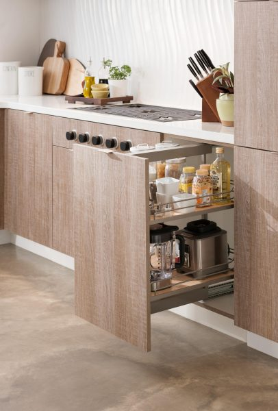 base with pull out pantry in 2020 kitchen remodel craft cabinet pull out pantry on kitchen cabinets pantry id=70537