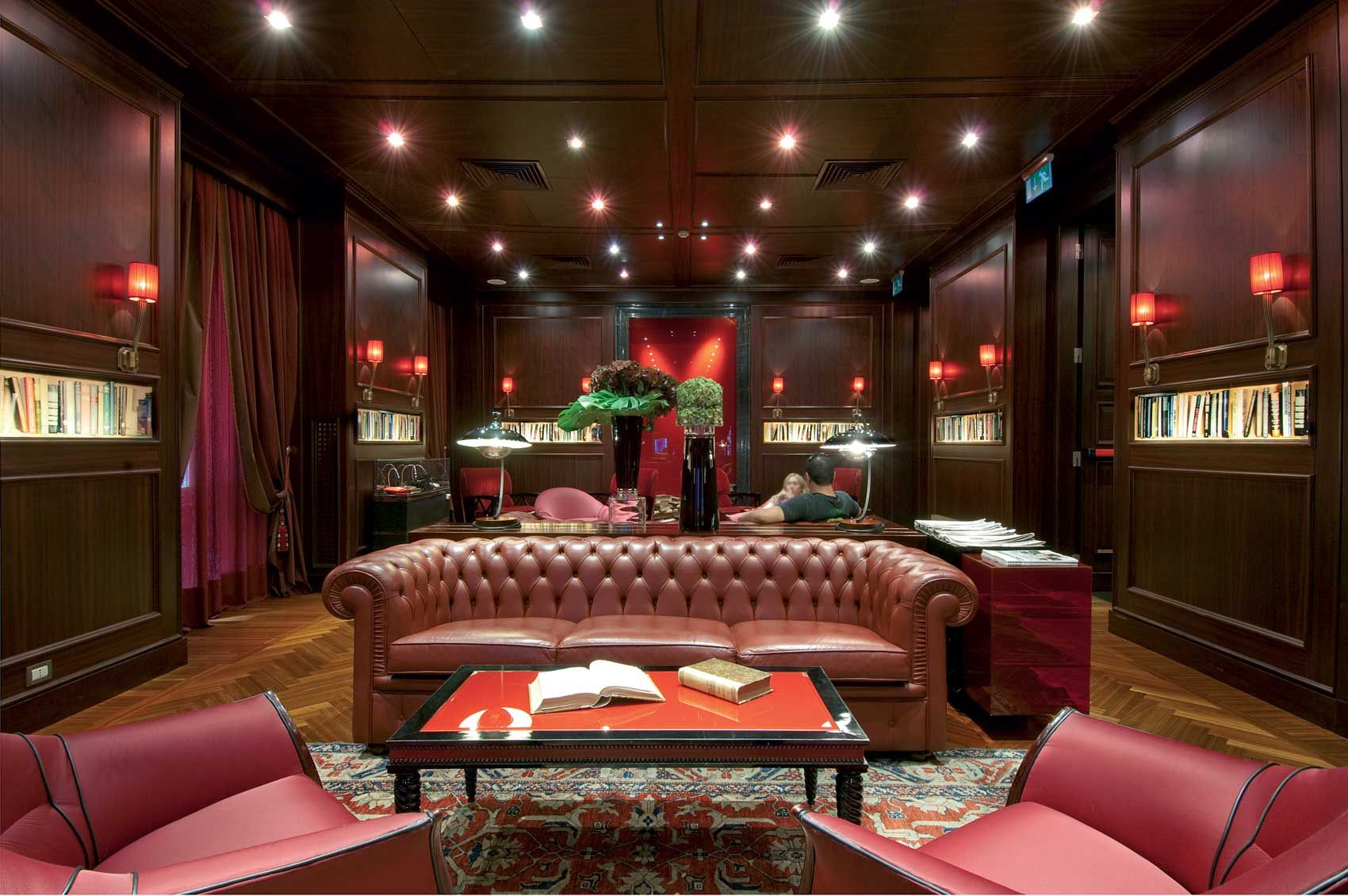 Boscolo Aleph Roma Is One Of Fodor S Pick For City Chic Hotel And
