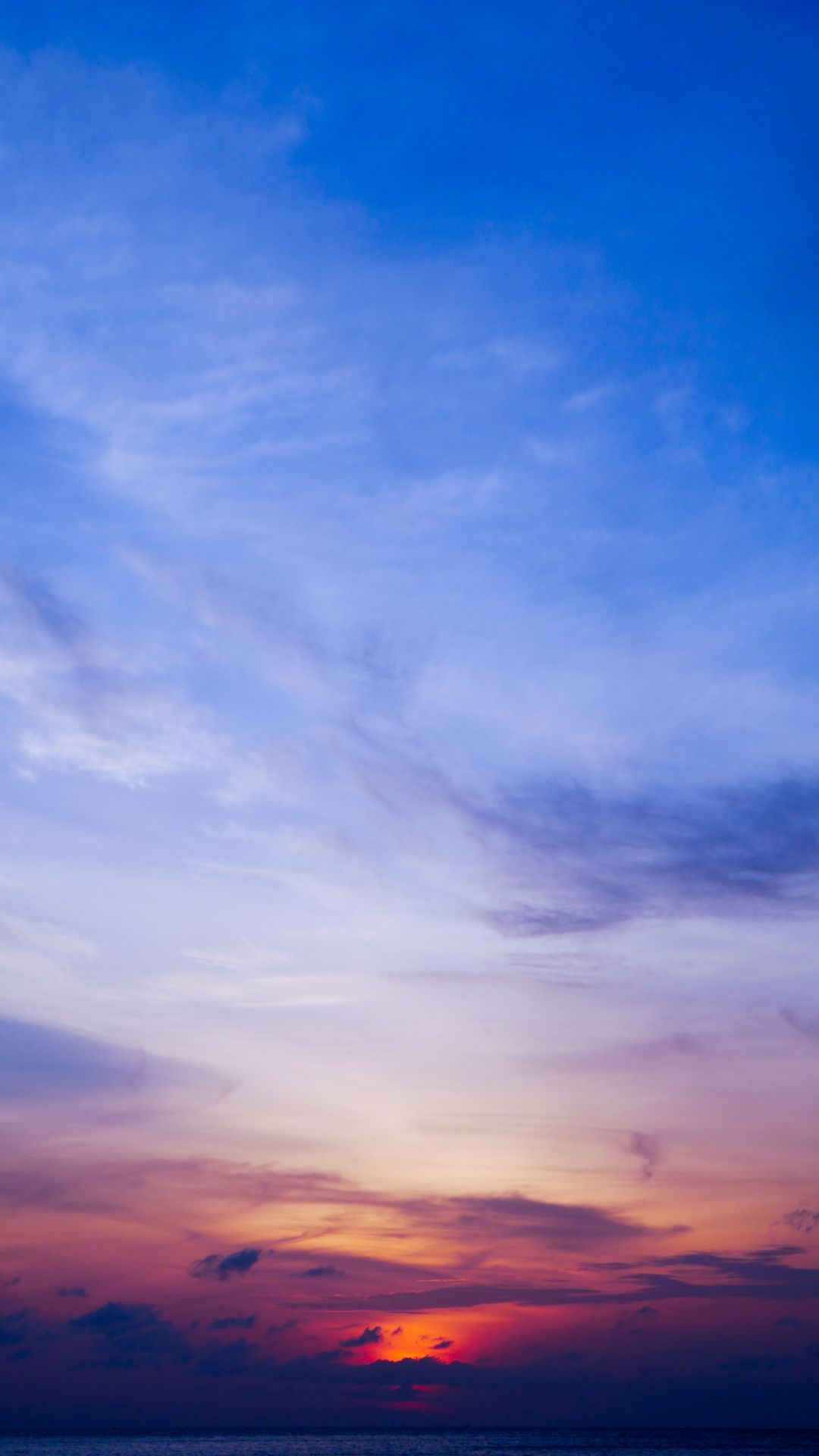 Sunset Colorful Sky Wallpaper Nature Iphone Wallpaper Iphone