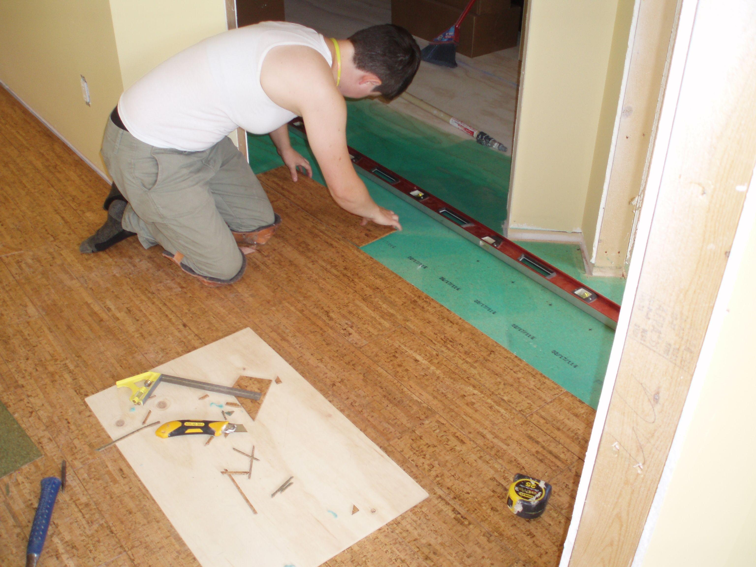 Cork Flooring On Top Of Tile Httpnextsoft21 Pinterest