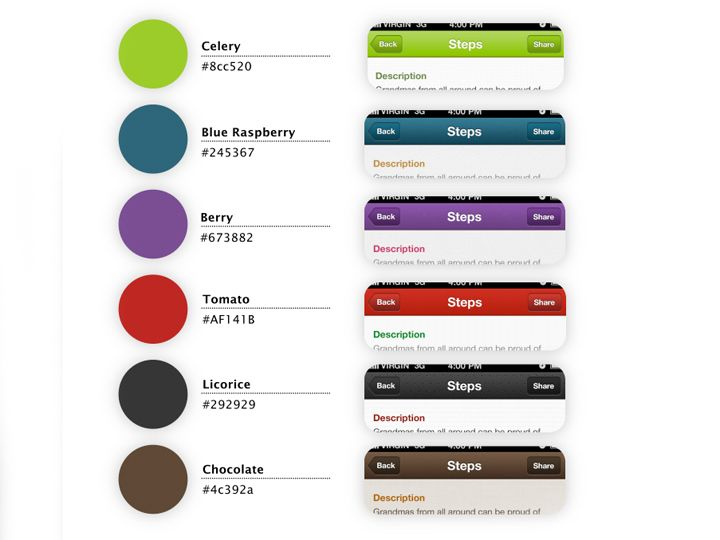 color schemes for professional websites - google search | thesis