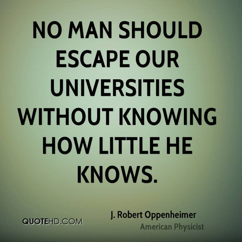 Oppenheimer Quotes Jrobert Oppenheimer Quotes  Quotehd  Thoughts  Pinterest