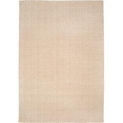 Photo of benuta Naturals moquette a pelo corto Ives Beige 100×150 cm – Tappeto moderno per soggiorno benuta.de