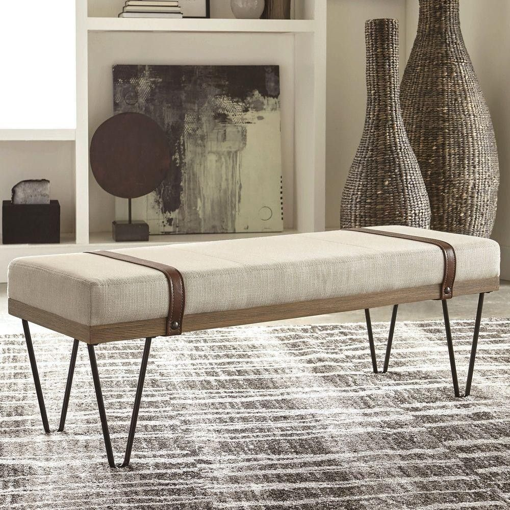 Ferforje Puf 05336910626 In 2020 Furniture Living Room Bench Home Decor