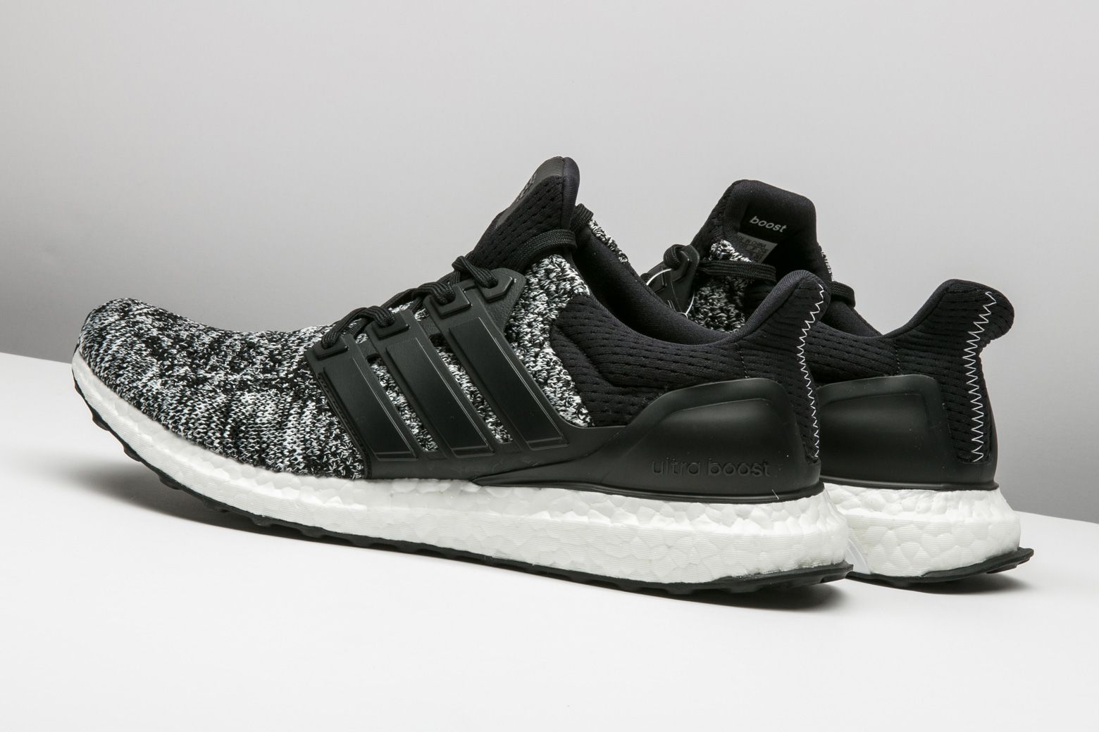 A marbled look defines the Reigning Champ x adidas Ultra Boost collab from  2016. d53aff38b3