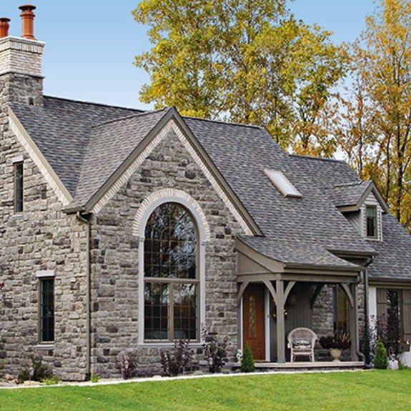 Boral Cobblefield Stone Exterior Houses Stone Houses House Exterior