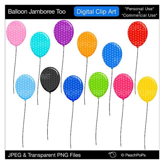 balloon clipart clip art party balloon jamboree too polka dots rh pinterest co uk etsy clipart of witches face for halloween etsy clipart masquerade silver