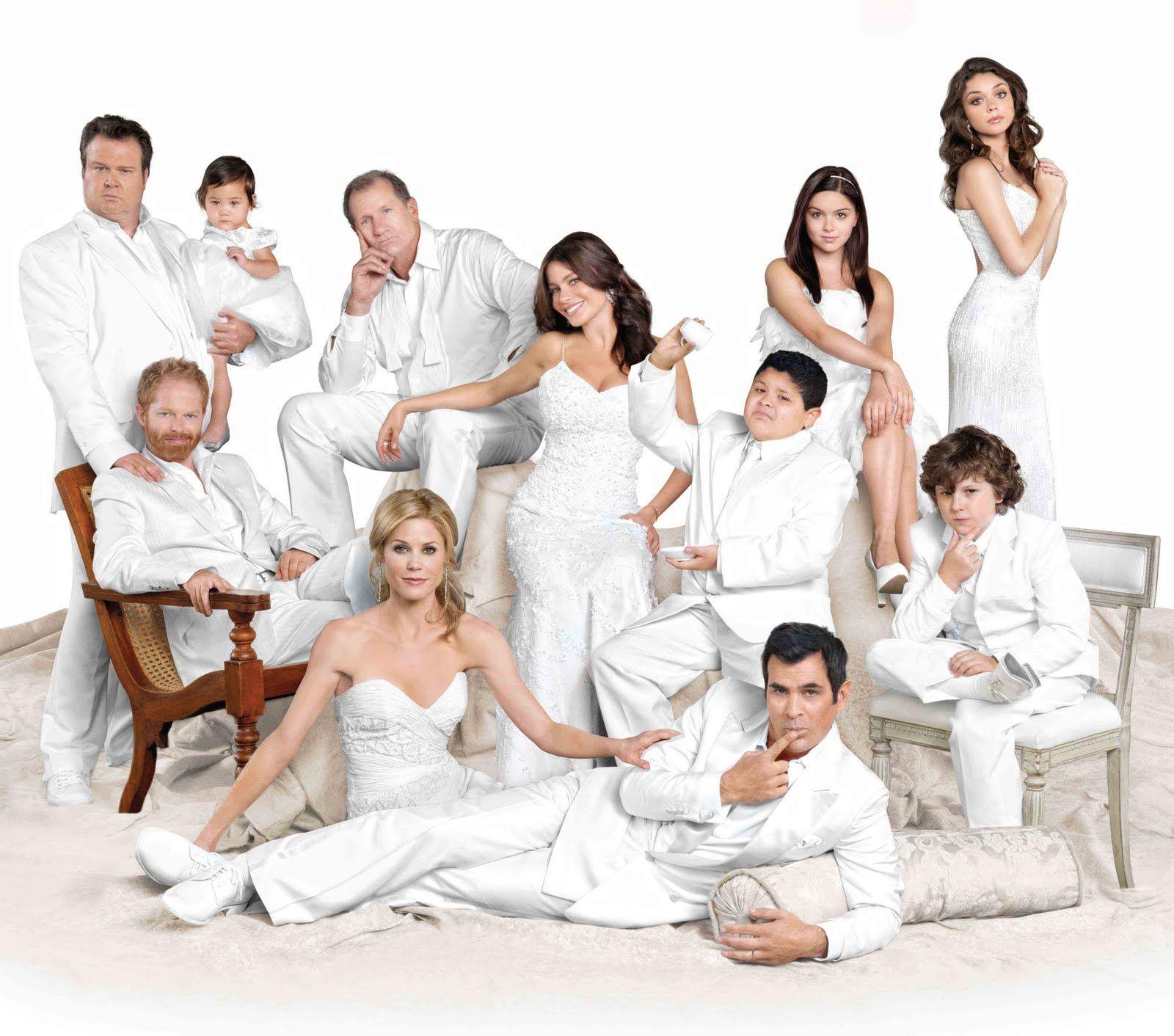Modern Family Wallpaper 4 Bilder Moderne Familie Fernsehserie