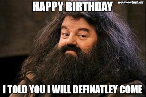 Top 20 Funny Harry Potter Birthday Meme For Potterheads Etandoz Harry Potter Birthday Meme Harry Potter Birthday Harry Potter Memes Hilarious