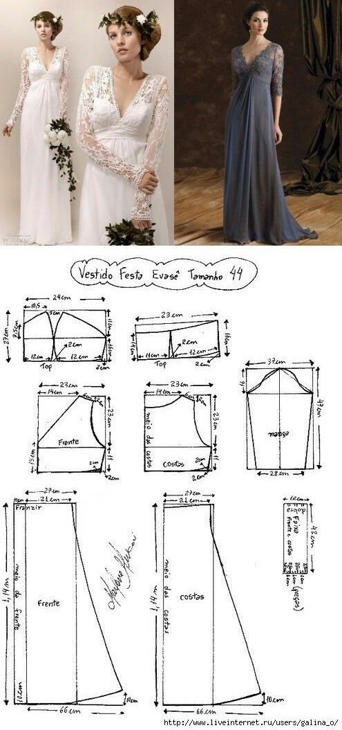 Wedding dress is night suits..<3 Deniz <3 | making clothes ...