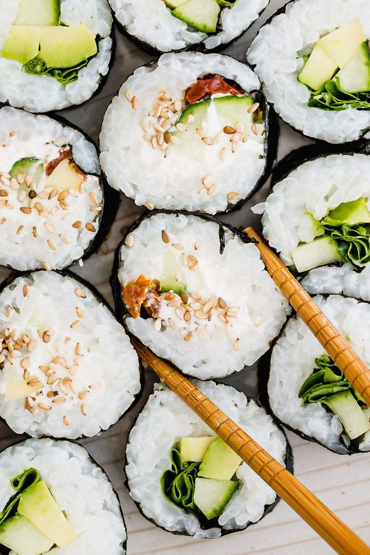 43+ Sushi selber machen rezept Trends