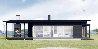 Kuvahaun tulos haulle mökki 25 m2 moderni