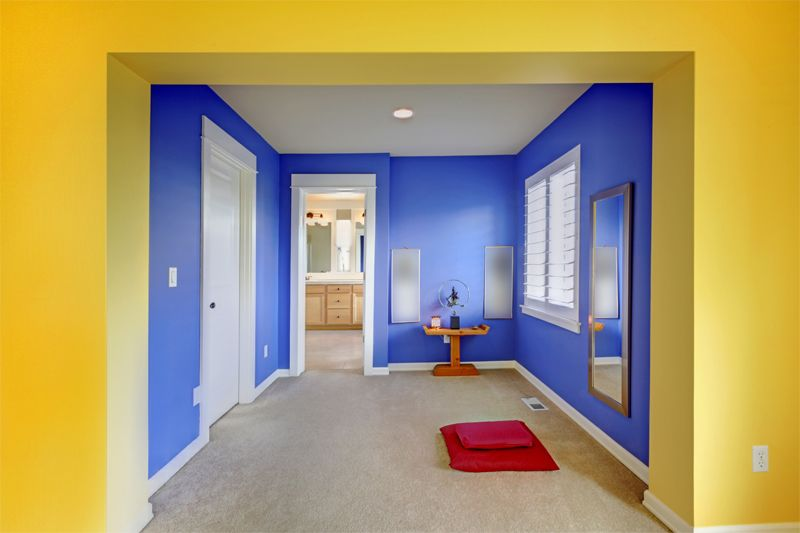 the psychology of color in your home wall color on interior design painting walls combination id=61125