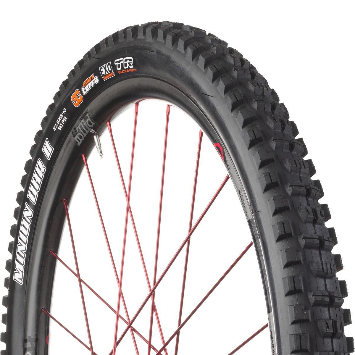 Maxxis Minion DHR II Wide Trail 3C/EXO/TR Tire - 27.5in