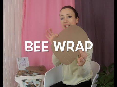 Clique ici pour découvrir ma vidéo tuto 0 déchet et réalise toi même tes propres Bee wrap! C'est ultra simple et super rapide à faire